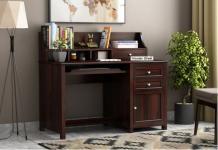 Hutch Desk: Buy Hutch Desk Online in India at Wooden Street