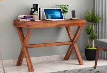 Office Desks: Buy Wooden Office Desk   Writing Desk   Small Desk Online