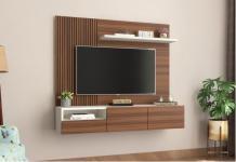 30+ TV Panel Designs Online: Explore Latest LED Panel Design 2021| Wooden Street
