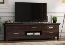 TV Showcase @Upto 55% OFF: Buy Living Room TV Showcase Design Online | WoodenStreet