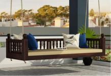 Swings @Upto 50% Off: Buy Swing Chairs For Home Online @ Best Prices - Wooden Street