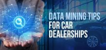 Data Mining Tips for Car Dealerships | FrogData