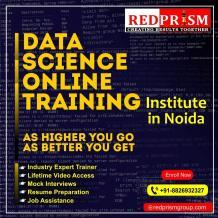 best Data Science training institute in Noida
