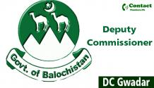 DC Gwadar Contact Number - DCO Office Timings, Address