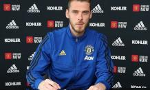 David de Gea signs new long-term contract at Manchester United until 2023 for £375,000 a week
