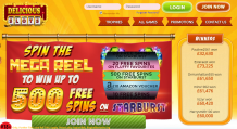 Brand new slot sites offer for 2021 in Delicious Slots