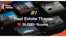 RealHomes - Best Estate Sale and Rental WordPress Theme
