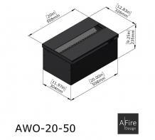 Recuperador Elétrico a Vapor de água AWO 50 Advance - Afire