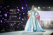 7 Muslim Designers in Modest Fashion Festival in London Showcased Unique Collections