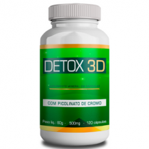 Detox 3D Emagrece Mesmo? Veja o Antes e Depois [Resenha]