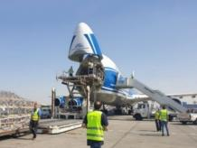 deugro Air Chartering delivers time-critical cargo from Egypt to China