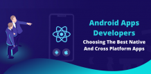 Developers Can Help Choosing The Best Native And Cross Platform Apps?