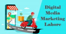 Digital Media Marketing Lahore - Cherry Berry RMS