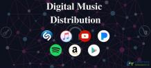how to make your music available worldwide through streaming Platforms?