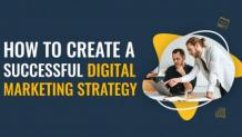 How To Create A Successful Digital Marketing Strategy for Small Business