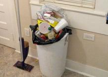 Potential Problems With Pull-Out Kitchen Trash Cans - Review Treats