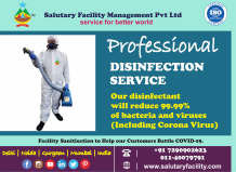 Disinfection service for your Corporate office | #Sanitization and #Disinfection‎ #service
