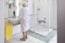 A Place for People with Disabilities to Shower