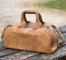 Discover the Right Leather Duffle Bag
