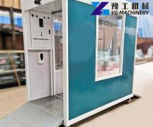 Disinfection Channel   Disinfection Door