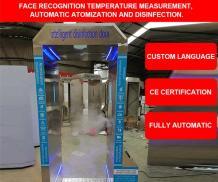 Intelligent Disinfection Door | Disinfection Door for Sale