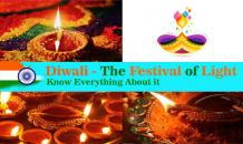 Why is Diwali Celebrated | Know Everything About Diwali - Indian Festivals