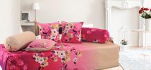 Double Bed Sheets that bring Extreme Comfort & Beauty | SwayamIndia