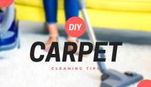 How to Clean Your Carpet on Budget