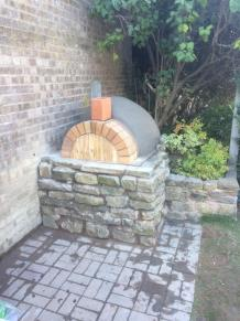 simple outdoor oven