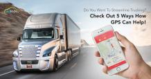GPS Integrated Truck App-your Savior To Streamline Trucking Business
