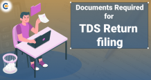 Documents Required for TDS Return filing - Corpbiz