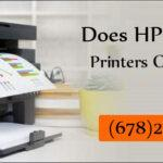 Does HP Support Printers over chat?