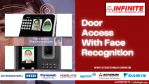 Door Access With Face Recognition