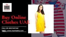 Buy Online Clothes UAE
