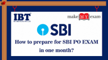 HOW many months are required TO PREPARE FOR SBI PO Exam?