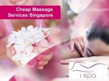 Massage services singapore | ISPA Singapore