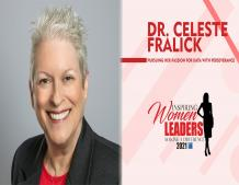 Dr. Celeste Fralick: Pursuing Her Passion for Data with Perseverance