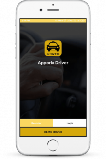 Start Your Uber Like App With Apporio Uber Clone Script. A perfect Solution For your On-demand taxi business
