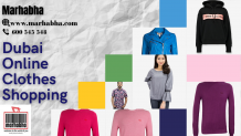 Dubai Online Clothes Shopping