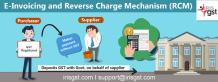 Is Reverse Charge Transaction covered under E-invoicing?