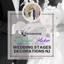 Wedding Stages Decorations NJ – Telegraph