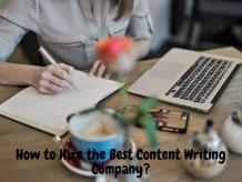 How to Hire the Best Content Writing Company? - Blog View - SocialEngine PHP Demo