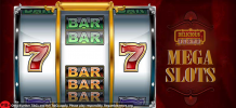 Mega slots feature game of the Delicious Slots - deliciousslots