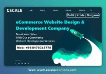 Ecommerce Web designing company in Delhi