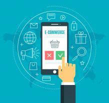 Ecommerce Website Company - Clikthot Solutions