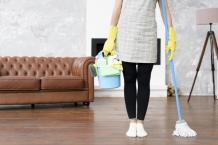How to lead an organized and clean living?