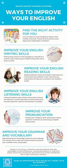 Effective Ways to Improve Your English