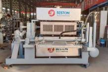 BTF3-4 Egg Tray Machine Shipped to Botswana - Beston Group