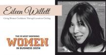 Eileen Willett: Giving Women Confidence through Luxurious Clothing