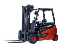 Battery Forklift | Electric Forklift Manufacturer | Linde India